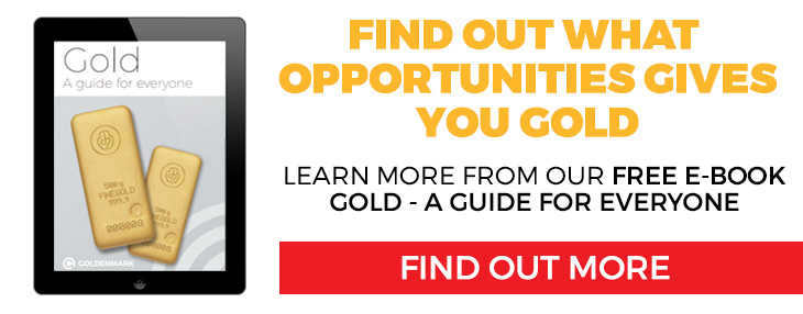 Find out what opportunities gives you gold